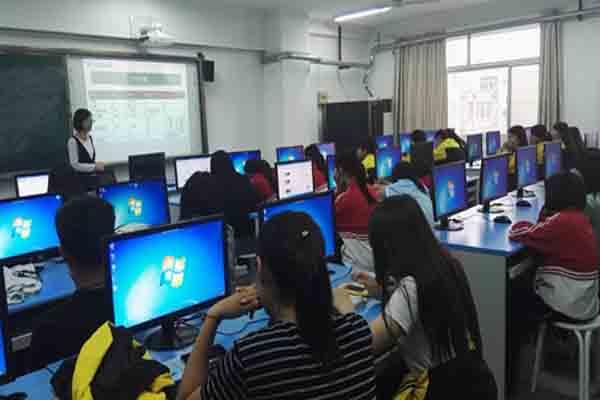 兰州职业学校介绍计算机相关的专业